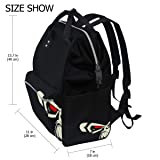 Backpack Monkey Match Angry Mens Laptop Backpacks