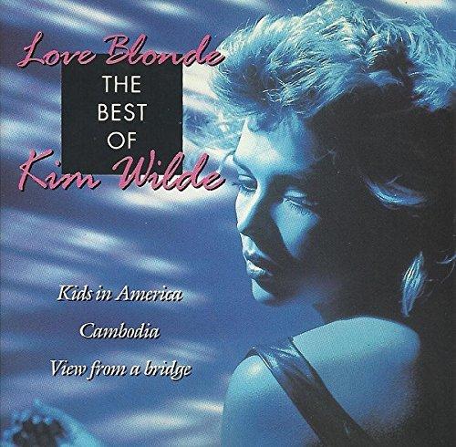 Love blonde-The best of (Love Blonde The Best Of Kim Wilde)