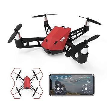 ThiEYE Dr.X Drone con cámara WIFI FPV Quadcopter de 8MP 1080P ...
