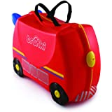 Trunki Freddie The Fire Engine Ride On Suitcase, Red [TI0060-GB01]