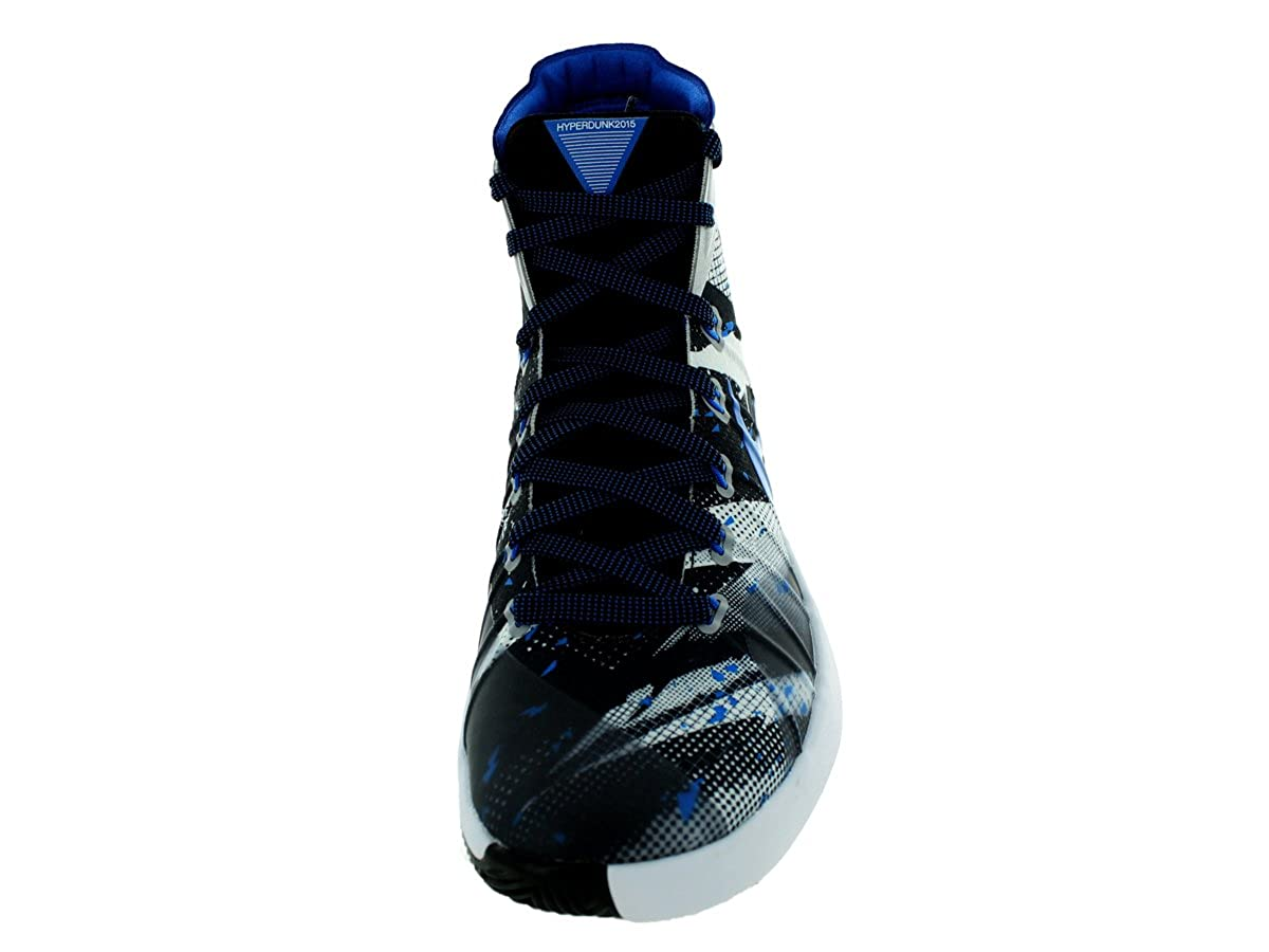 factory price 2ac02 2e909 Amazon.com   Nike Men s Hyperdunk 2015 PRM White Soar Black Basketball Shoe  11 Men US   Basketball