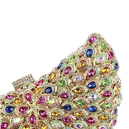 1 Luxe De Sac Diamants Du Pierres De De Sac Soir à Dîner Précieuses Diamants Main Pack De qaCa4xIXwn