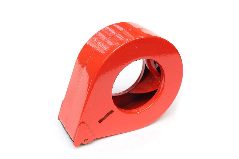 BONUS Eurotech 3AY00.20.0050/000 Hand-Held D1/50Tn Tape Dispenser With Brake For Single Sided Tape, For The Maximum Widths 50 mm, Orange