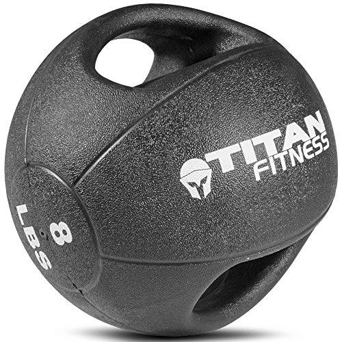 Usa Free Shipping Titan Fitness 10 Lb Dual Grip Medicine