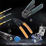 Fiber Optic FTTH Tool Kit FTTH Connection Tool Kit