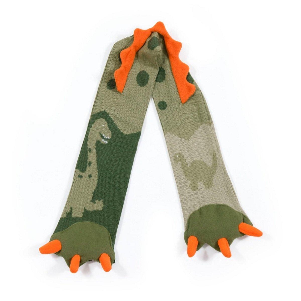 Kidorable Dinosaur Knitwear Scarf