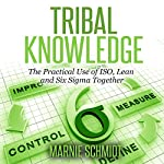 Tribal Knowledge - The Practical Use of ISO, Lean and Six Sigma Together | Marnie Schmidt