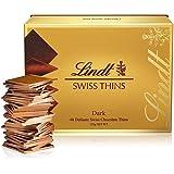 Lindt Thins Dark Chocolate, 125g....