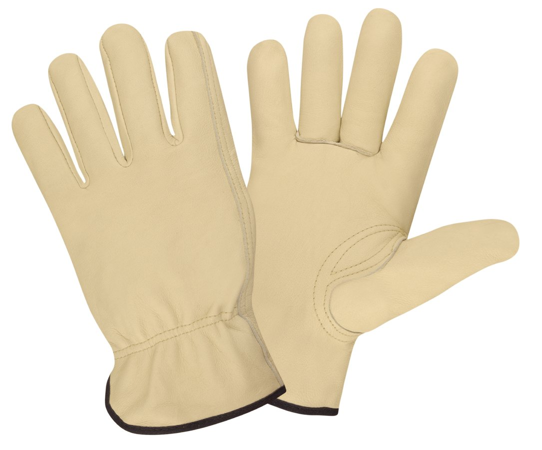 Cordova 82301 Top Grain Cowhide Driver Gloves, Large