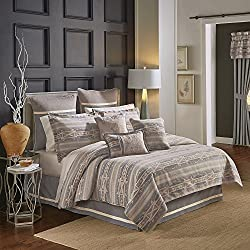 Croscill Ansonia Queen Comforter Set, 4 Piece
