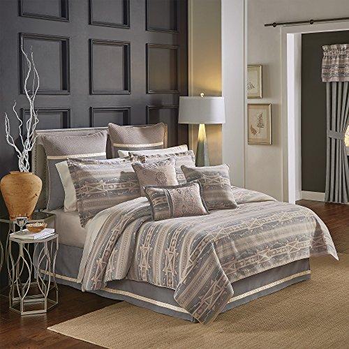 Croscill Ansonia Queen Comforter Set, 4 Piece
