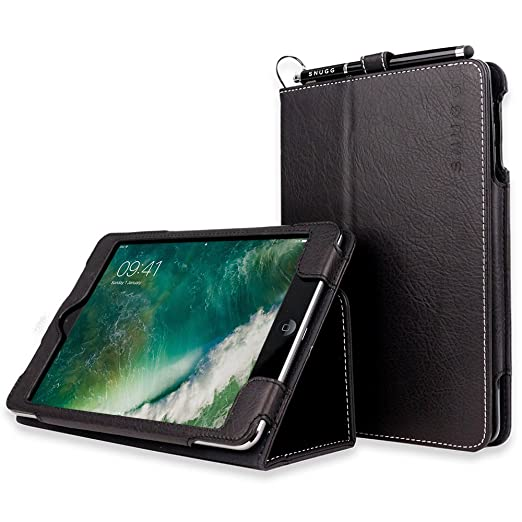 261 opinioni per TheSnugg B0092PZZLS- tablet cases (Folio, Black, PU leather, Apple, iPad mini,