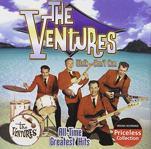 The Ventures Walk -Don't Run All Time Greatest Hits