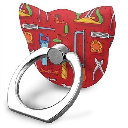 Strange Amazon Com Qsixh Workbench Red Finger Ring Holder Evergreenethics Interior Chair Design Evergreenethicsorg