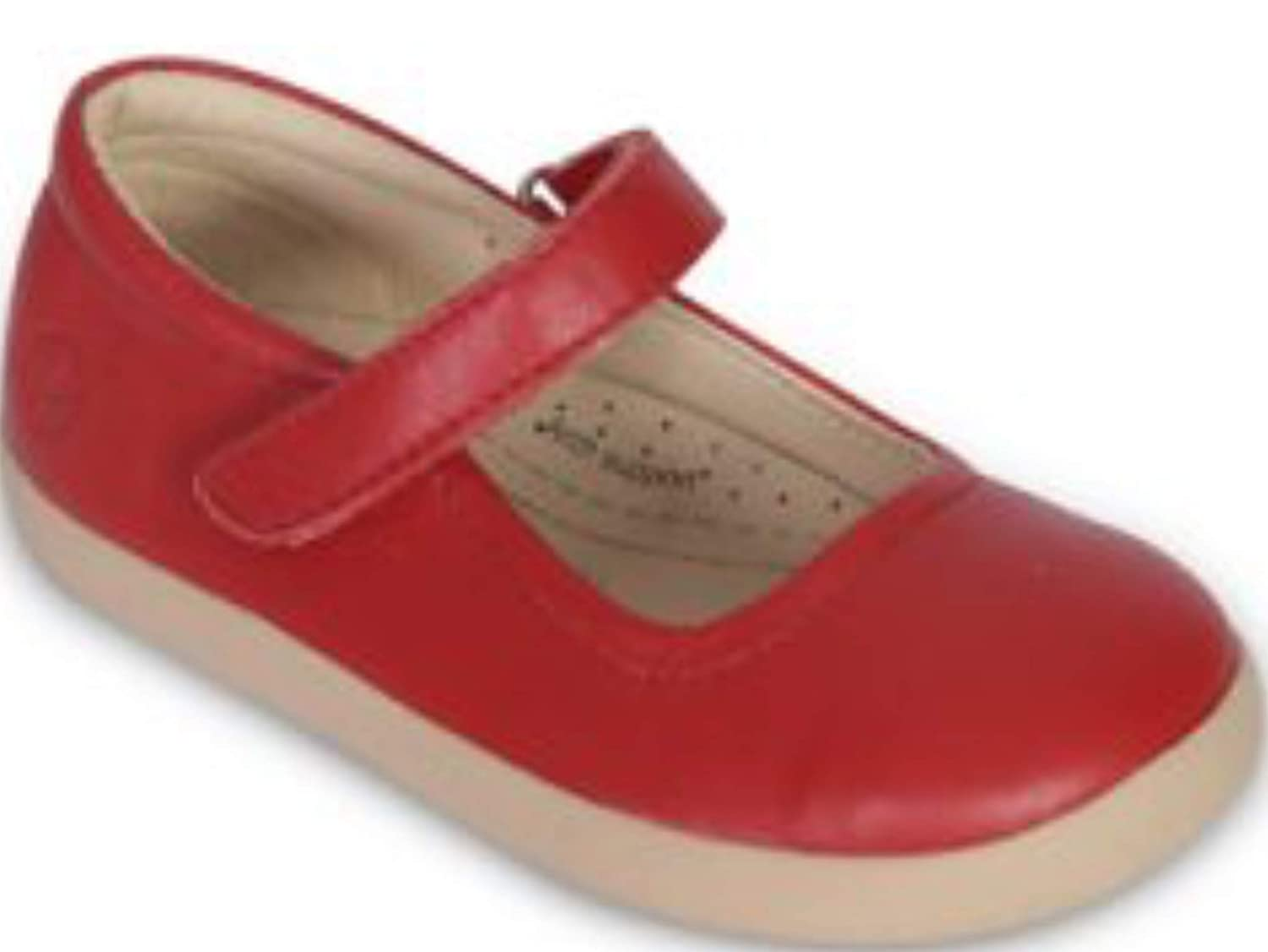 Old Soles Miss Jane Mary Jane Red EU 24 US Size 7.5