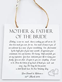 Gift for stepson on wedding day