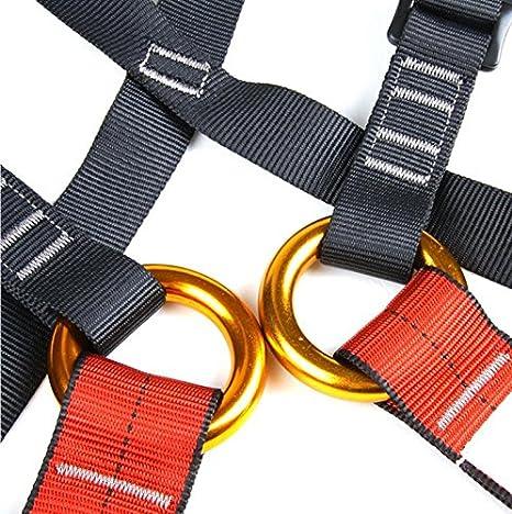 Los cinturones corporales para niños/niños escalada amplían ...