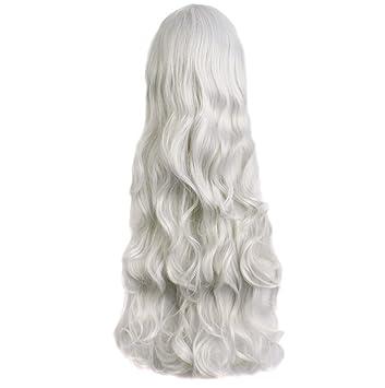 Pelucas pelucas onduladas largas mujeres pelucas con cordón peluca sintética pelucas para mujeres regalo del partido