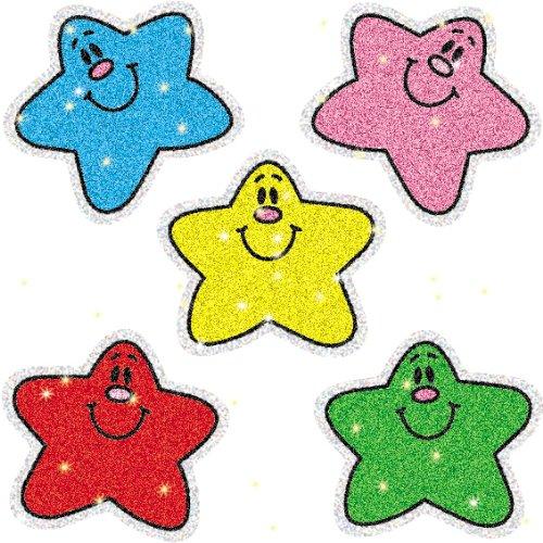 Dazzle Stickers Stars (Carson Dellosa Stars Dazzle Stickers (2928))