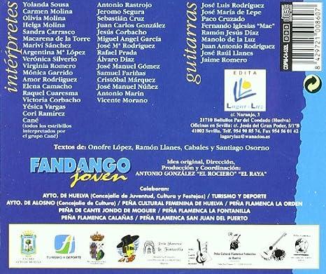 Fandango Joven De Huelva: Various Artists: Amazon.es: Música