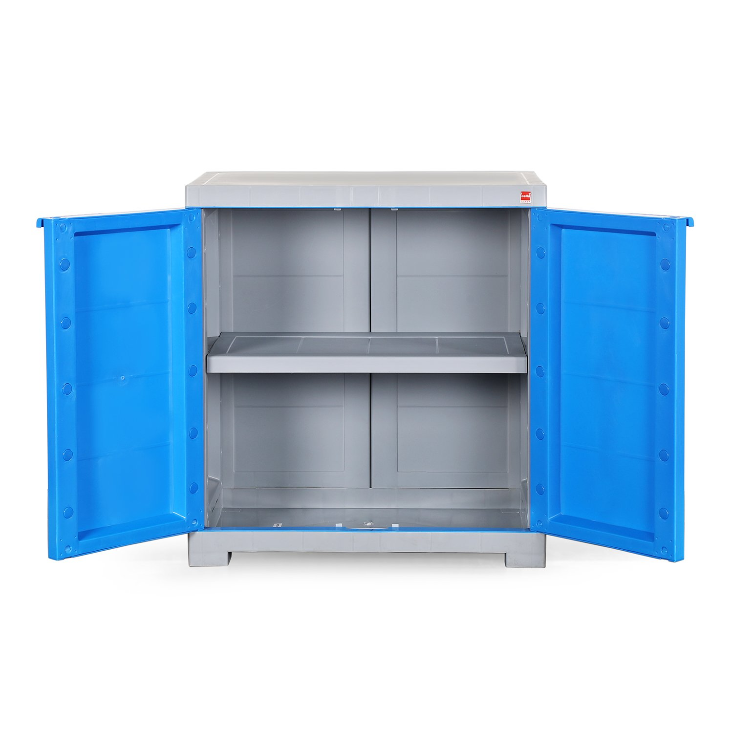 Cello Novelty Compact Cupboard - Blue and Grey: Amazon.in: Home ...