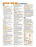 Microsoft Outlook Web App (OWA) for Exchange 2010 SP1 Quick Reference Guide (Cheat Sheet of Instructions, Tips & Shortcuts - Laminated Card) by Beezix Inc (2011-03-08)