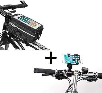 Pack de Bicicleta para Xiaomi Mi 9T Pro Smartphone (Soporte de ...