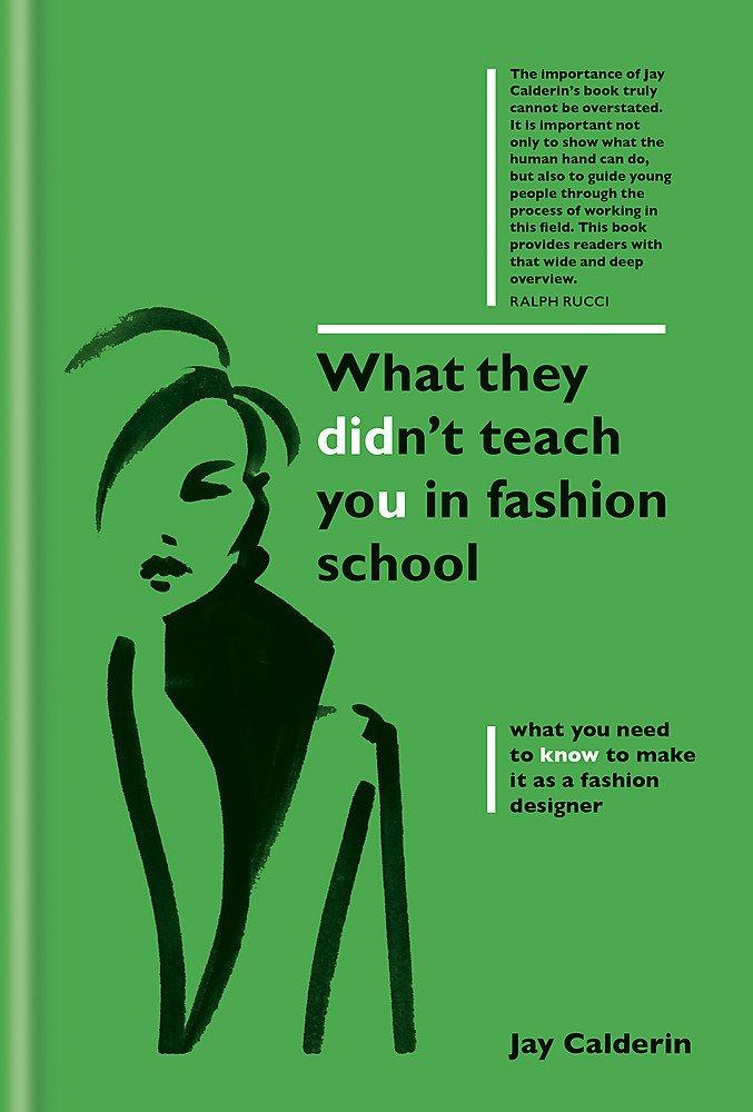 What They Didn't Teach You in Fashion School (What They Didn't Teach You In School)