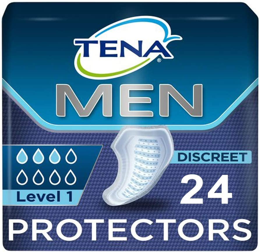 Tena Men Protector Absorbente Nivel 1 - Paquete de 24