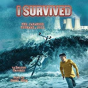 I Survived the Japanese Tsunami, 2011 Audiobook
