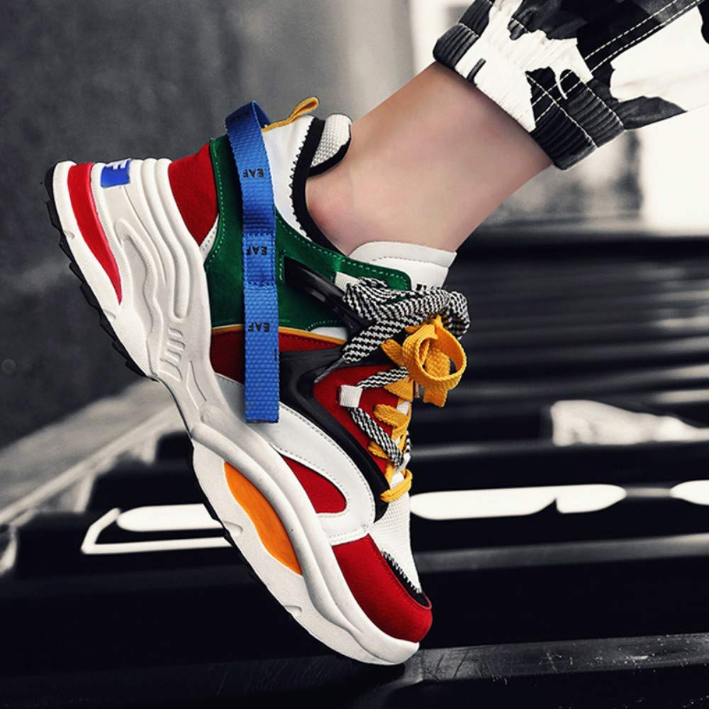 CTLNZ Laufschuhe Atmungsaktive Atmungsaktive Atmungsaktive Wilde Sportlaufschuhe Der Alten Schuhe Der Frühlingsmänner 8eebc2