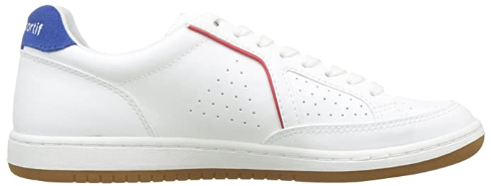 Amazon.com: Le Coq Sportif Womens Icons Sport Optical White/Classic Blue Trainers: Shoes