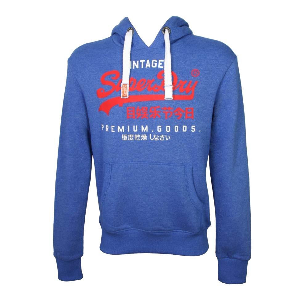 Superdry Herren Sweater PREMIUM GOODS DUO Street Works Grit M20808PQ-NP9