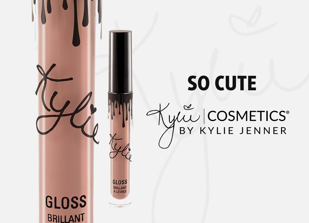 Kylie Cosmetics So Cute Lip Gloss