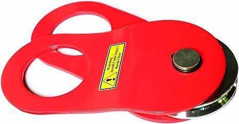 automobile Treuil Poulie Accessoires 4/x 4/Off Road Recovery ORUN 10T Extrait Bloquer