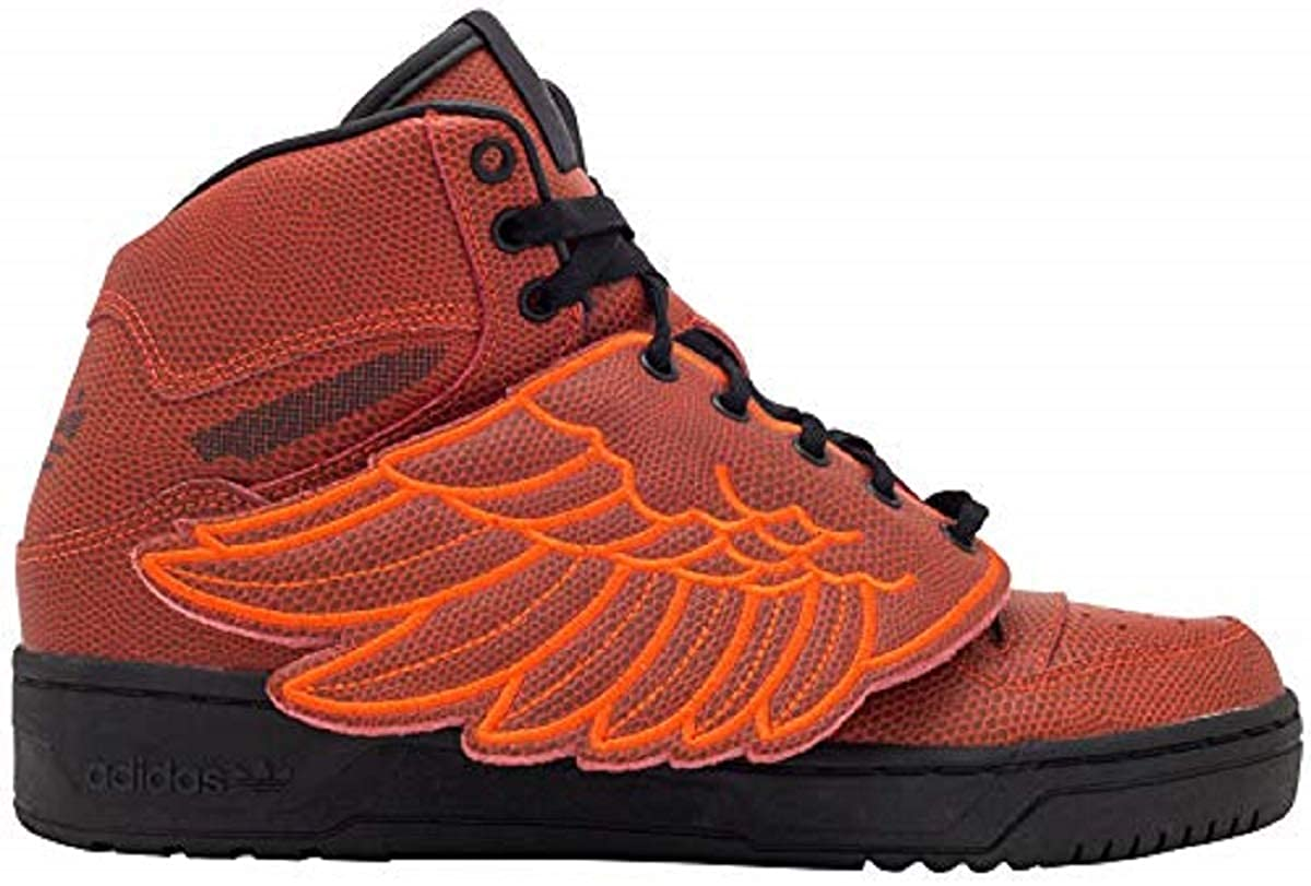 bas prix 0e33b 84b9c adidas Men's JS Wings Basket Ball Red S77803