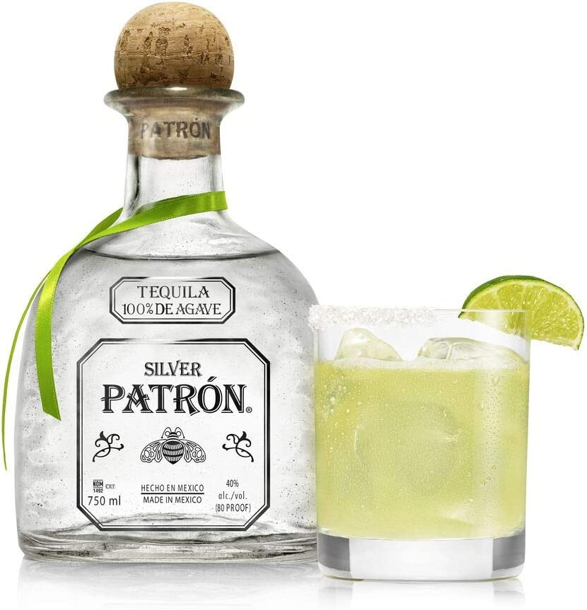 Patron Silver Tequila - 700 ml