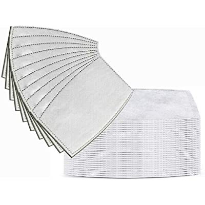 Filtro para mascarillas - 5 capas (25 unidades)