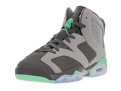 low priced ccacd ab10e Nike Mädchen Air Jordan 6 Retro Gg Basketballschuhe  Amazon.de  Schuhe    Handtaschen