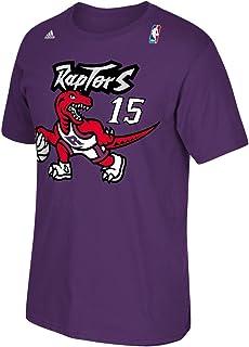 adidas Toronto Raptors Vince Carter Throwback Vintage Shirt