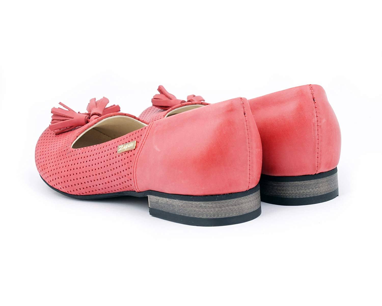 Zapato Ballett 010 Damen Ballett Zapato Rot - rot - Größe  38 a4f951