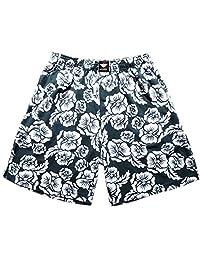 Godsen Men's 2P Pajama Bottoms Knit Lounge/Sleep Boardshorts