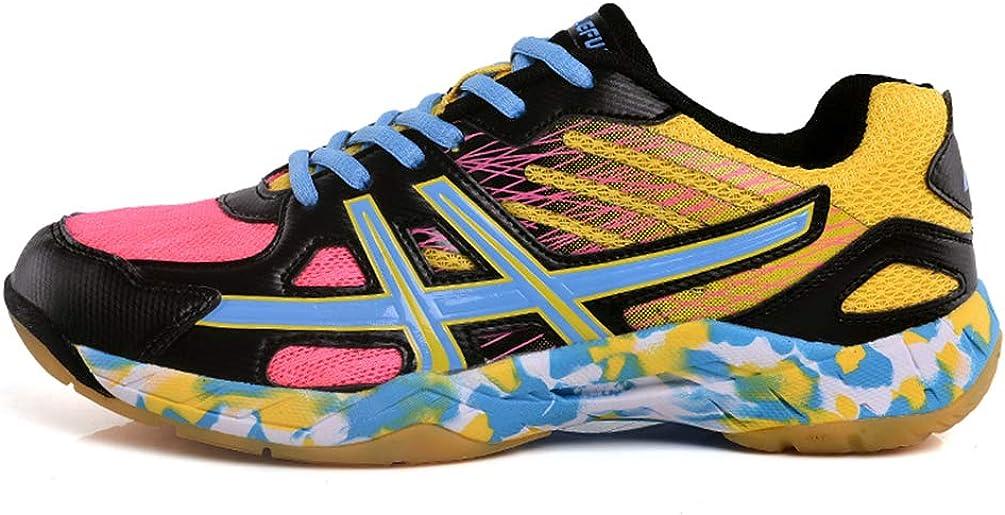 Hombres Profesional bádminton Zapatos exquisitos Calzado atlético ...