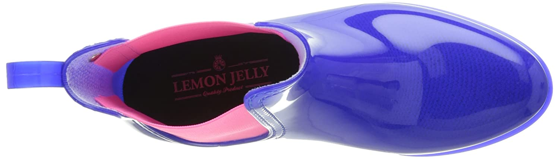 Lemon Pisa Jelly Pisa Lemon Damen Gummistiefel Blau - Bleu (05 Candy Blau) 68b269