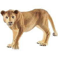 Schleich- Figura Leona, 5,30 cm. , color/modelo surtido