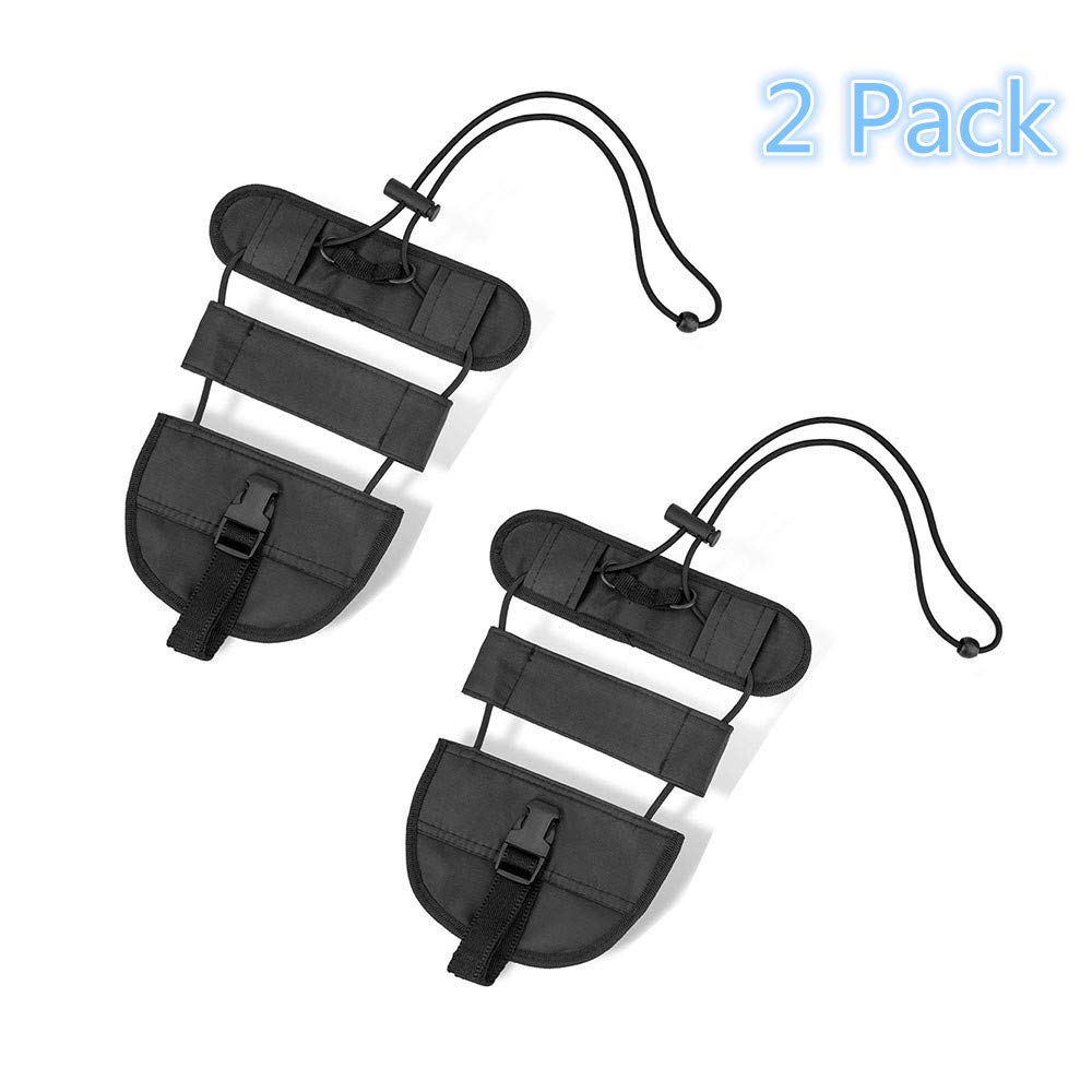 Bag Bungee, Adjustable Belt Add A Bag Strap Carry On Travel Luggage Suitcase