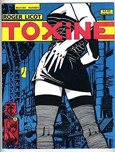 Toxine No 1 Roger Licot Mature Readers 1991 High Grade