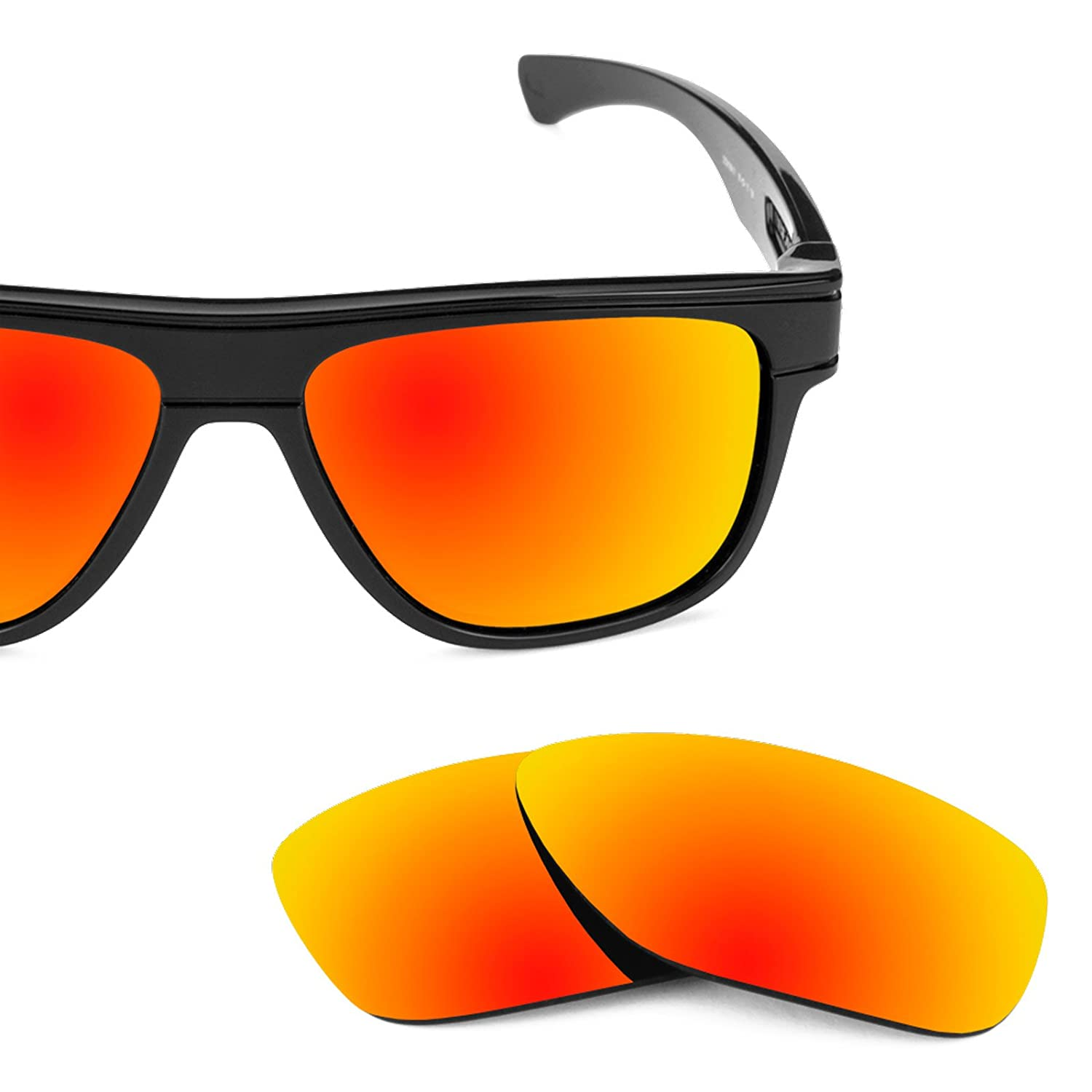 c25d89ada34 Revant Replacement Lenses for Oakley Breadbox 2 Pair Combo Pack K002   Amazon.co.uk  Clothing