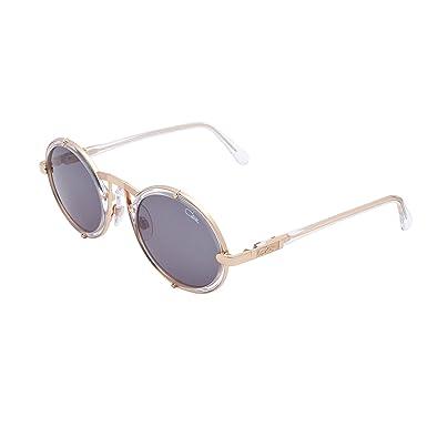 Cazal 644 065 Crystal Gold / Grey Lens Sunglasses 53 mm at ...