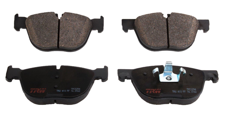 TRW TPC1294 Premium Ceramic Front Disc Brake Pad Set